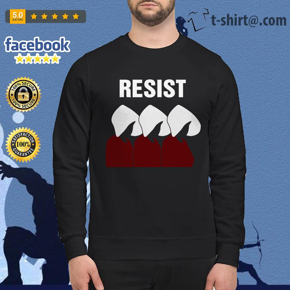 The Handmaid's Tale Resist Sweater