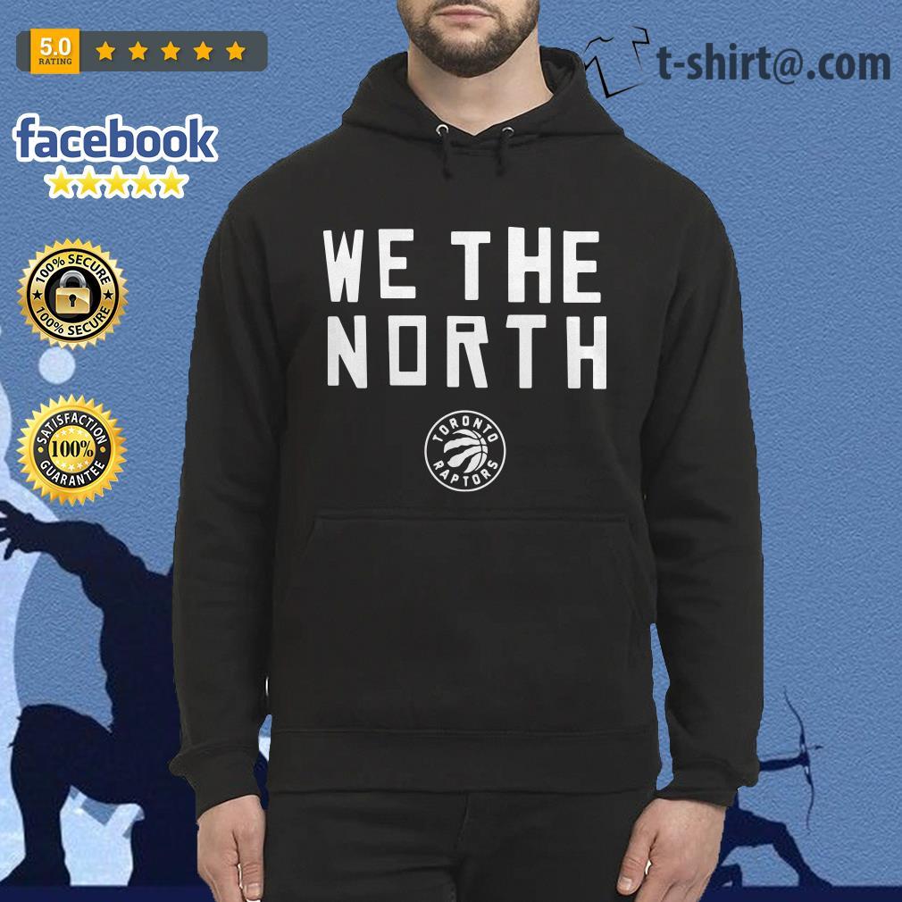 finest selection fd673 fb00b Toronto Raptors we the north shirt