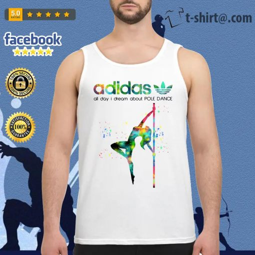 Adidas all day I dream about pole dance Tank top