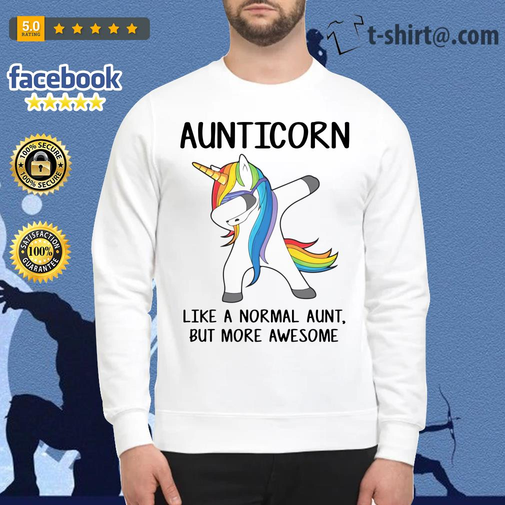 Aunticorn like a normal aunt but more awesome Sweater