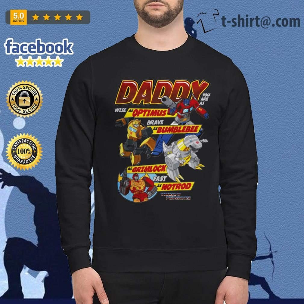 Autobots father's day transformers Sweater