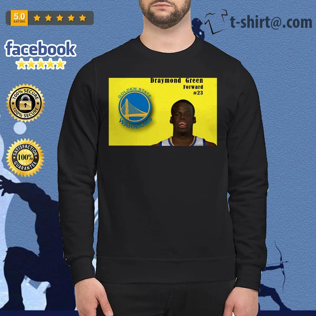 Draymond Green Forward #23 Golden State Warriors Sweater