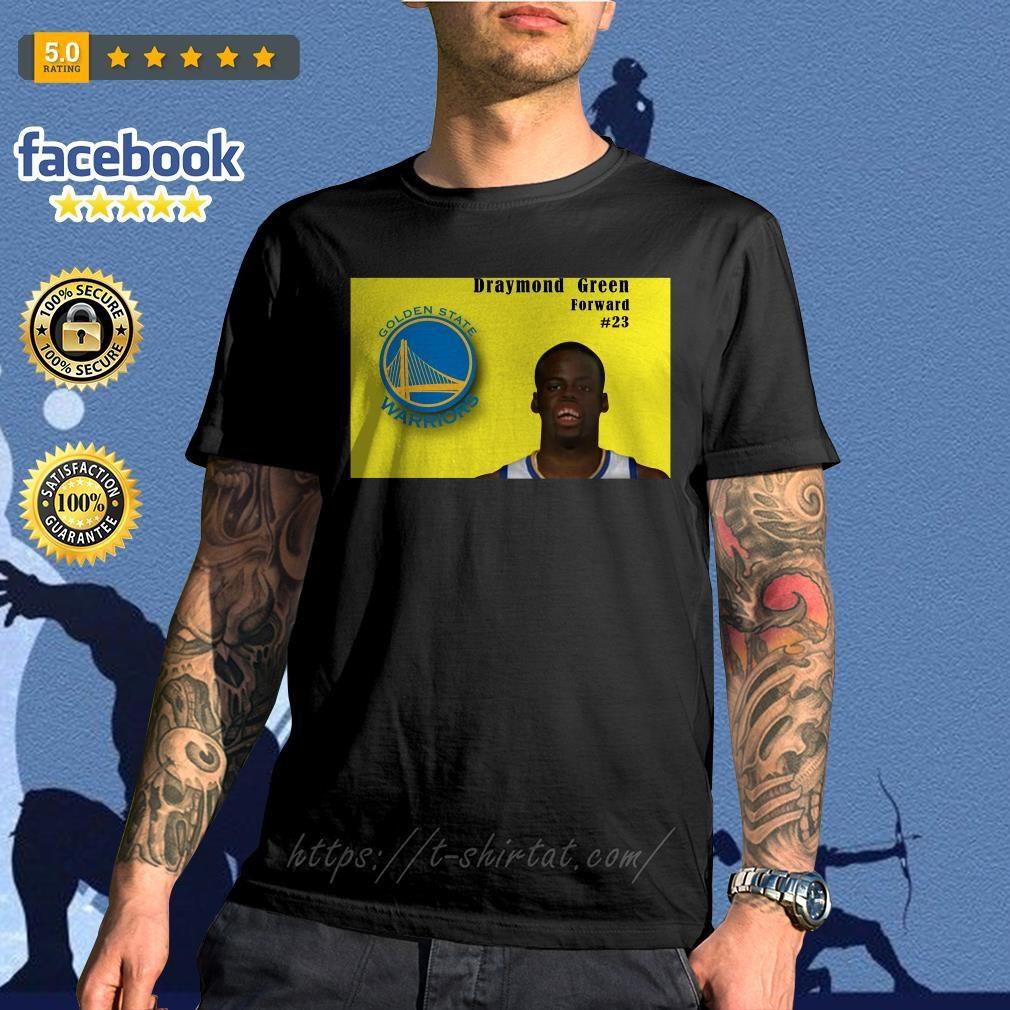 Draymond Green Forward #23 Golden State Warriors shirt