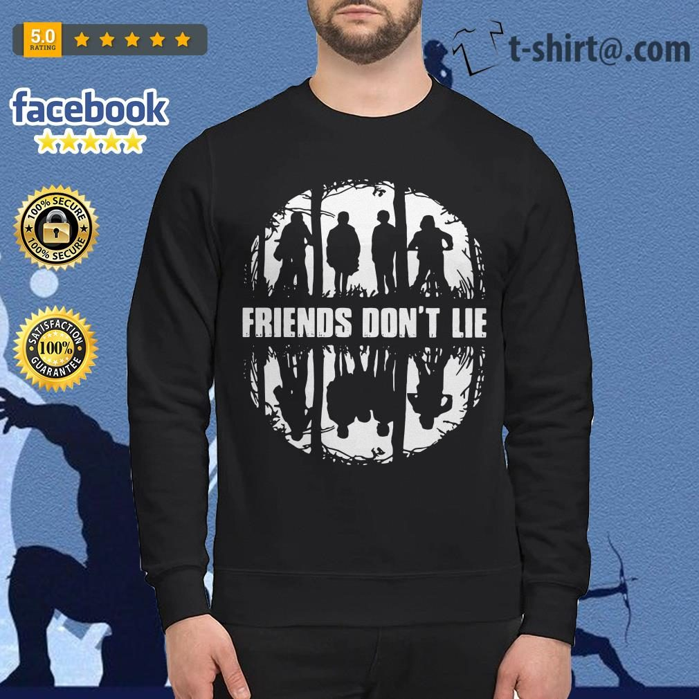 Friends don't lie Eleven Stranger Things Sweater