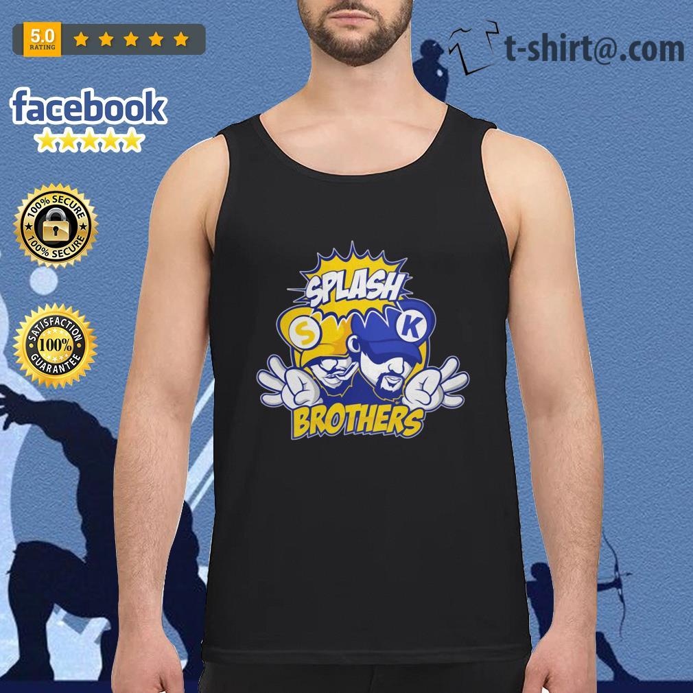 Golden State Warriors Splash Brothers Tank top