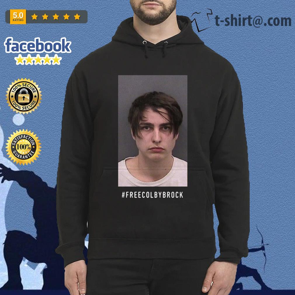 Official #Freecolbybrock Hoodie