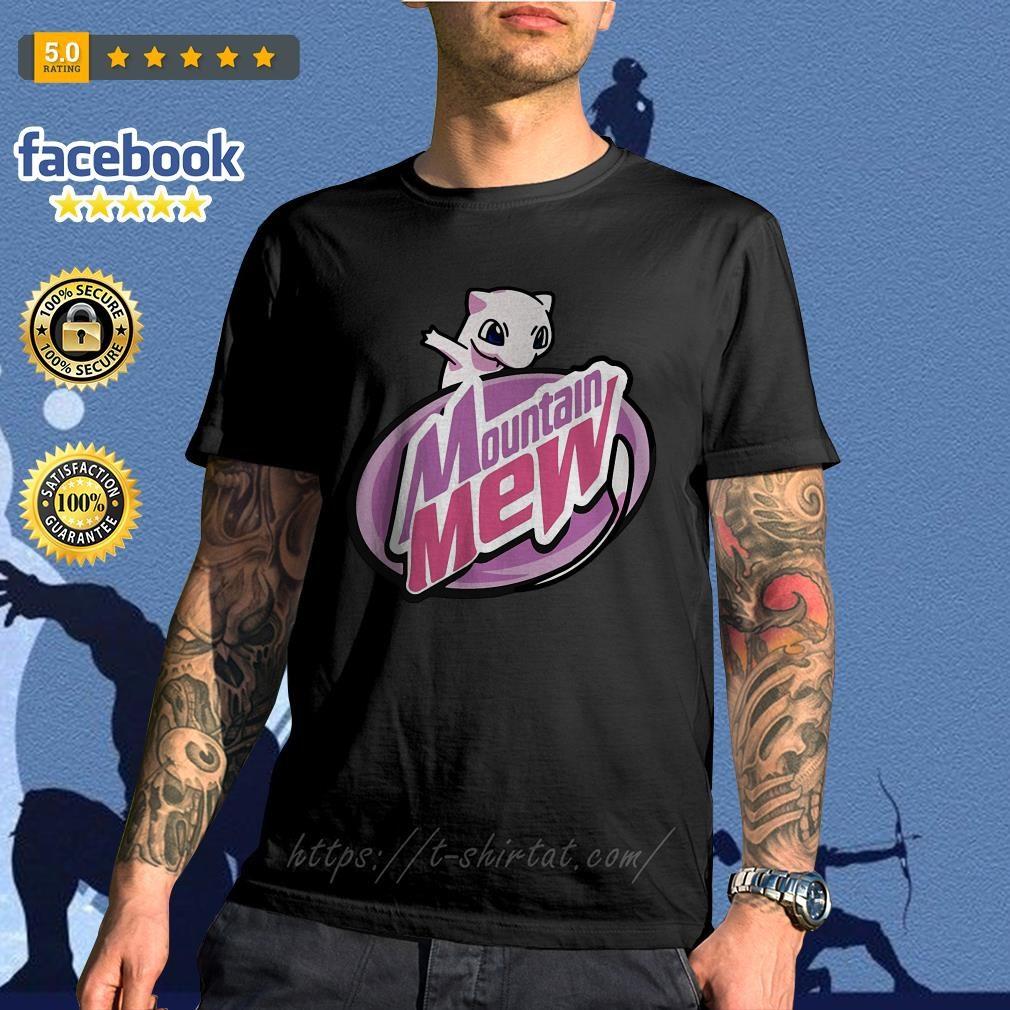 Pokememes Mountain Mew shirt