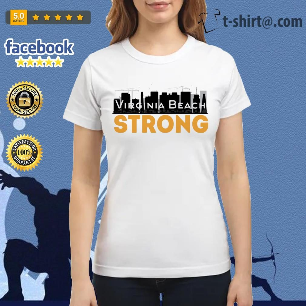 Virginia Beach Strong Ladies-tee
