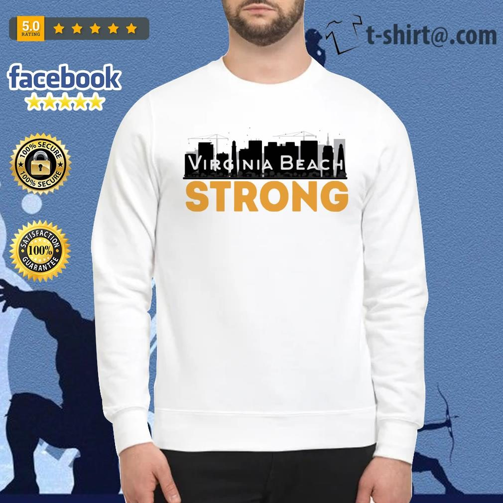Virginia Beach Strong Sweater