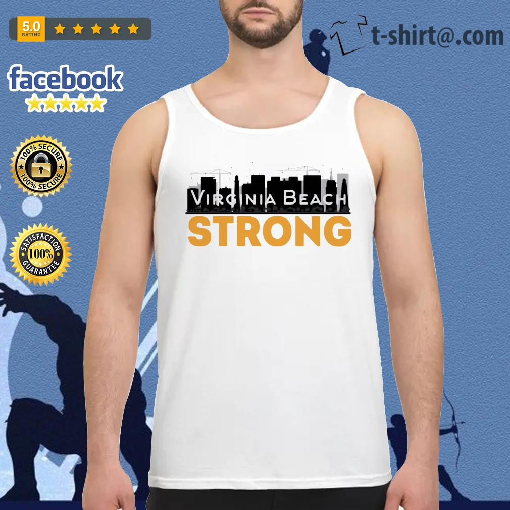 Virginia Beach Strong Tank top