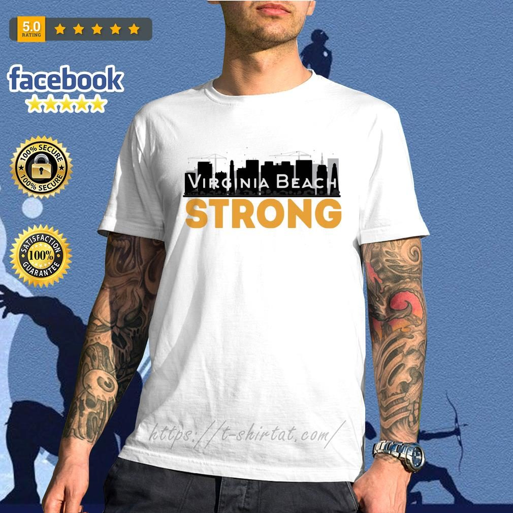 Virginia Beach Strong shirt