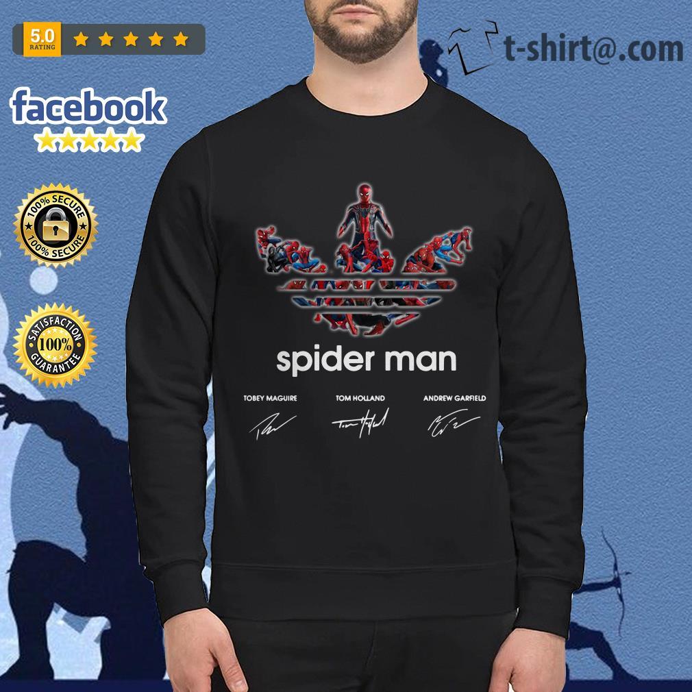Adidas Spider Man signature Sweater