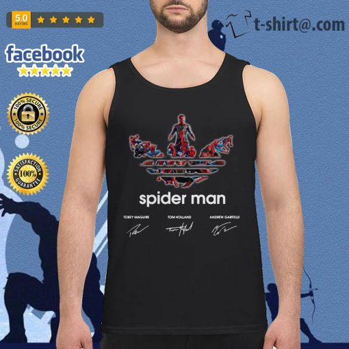 Adidas Spider Man signature Tank top