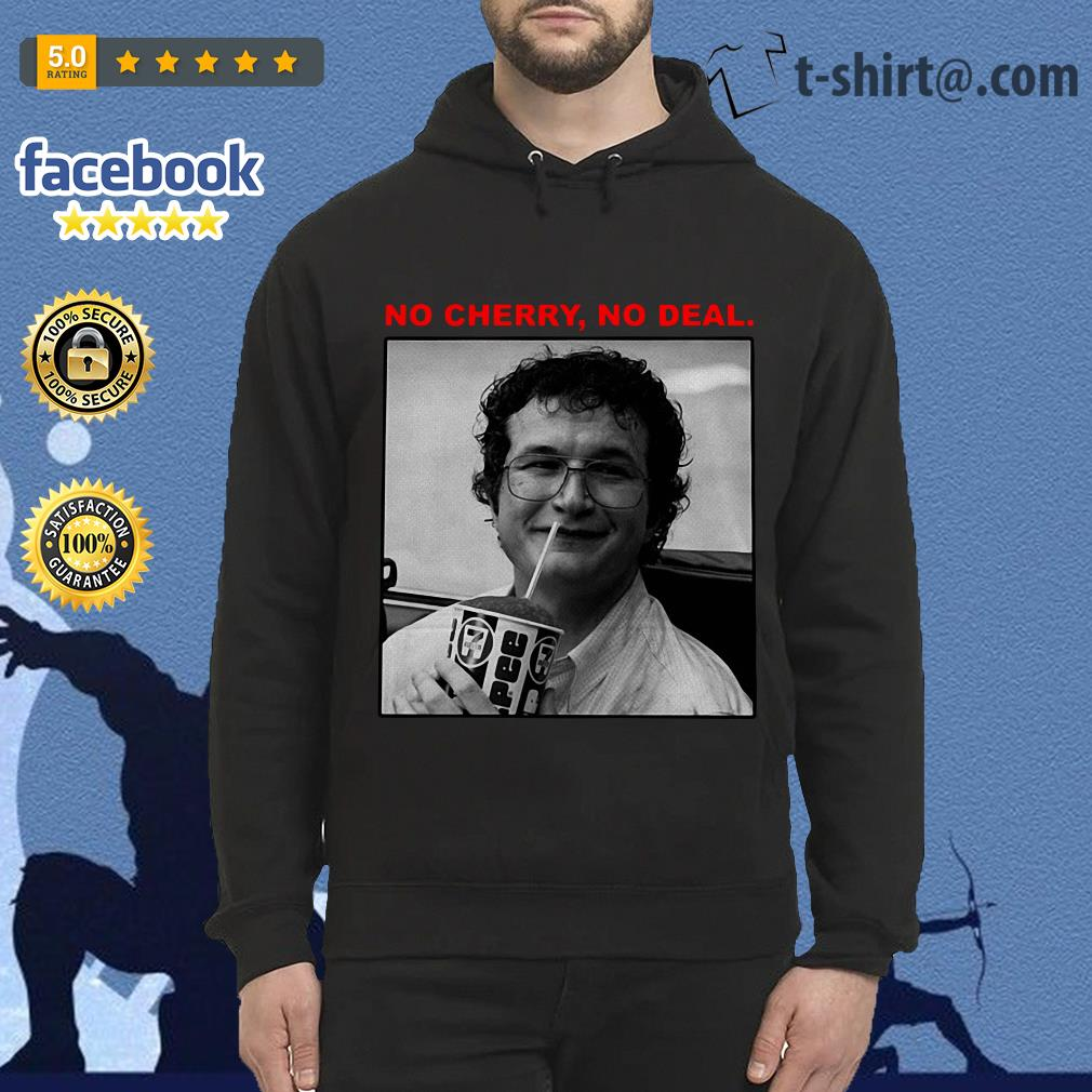 Alexei no cherry no deal Stranger Things Hoodie