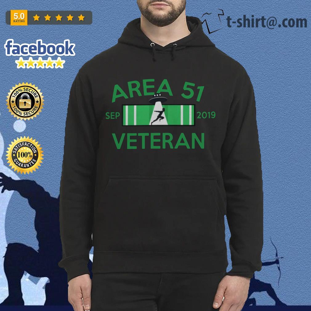 Area 51 Sep 2019 Veteran Hoodie