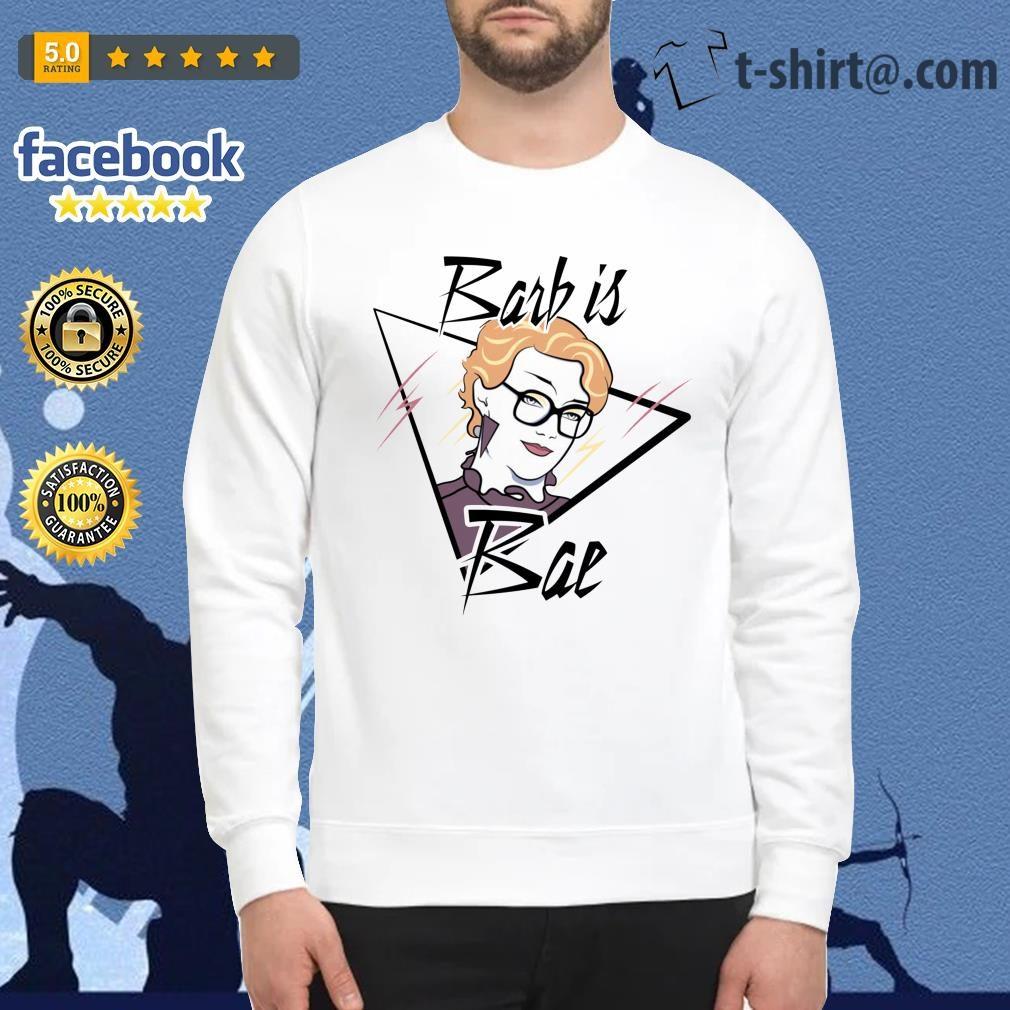 Barb is Bae Stranger Things Sweater