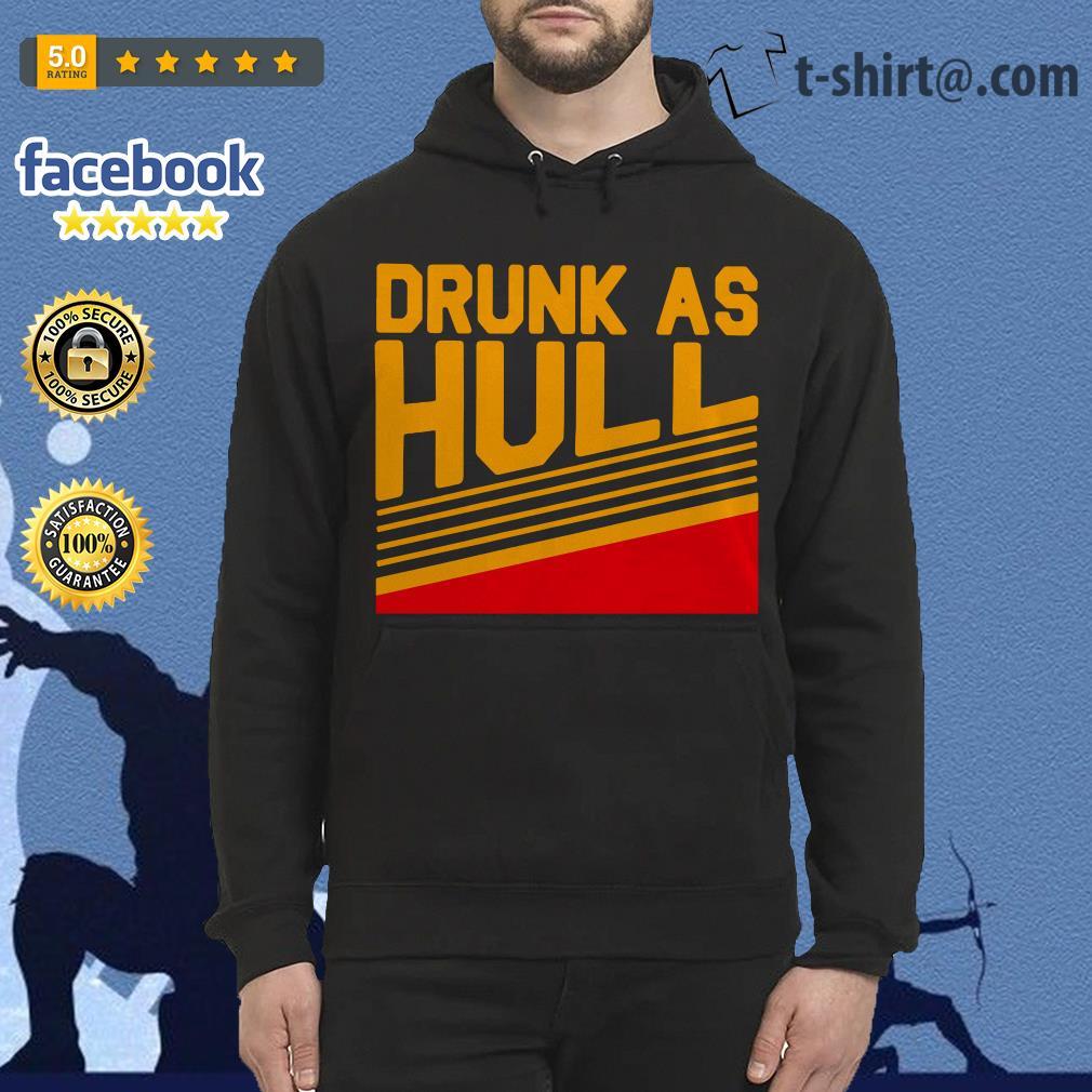 Brett Hull drunk as hull Hoodie