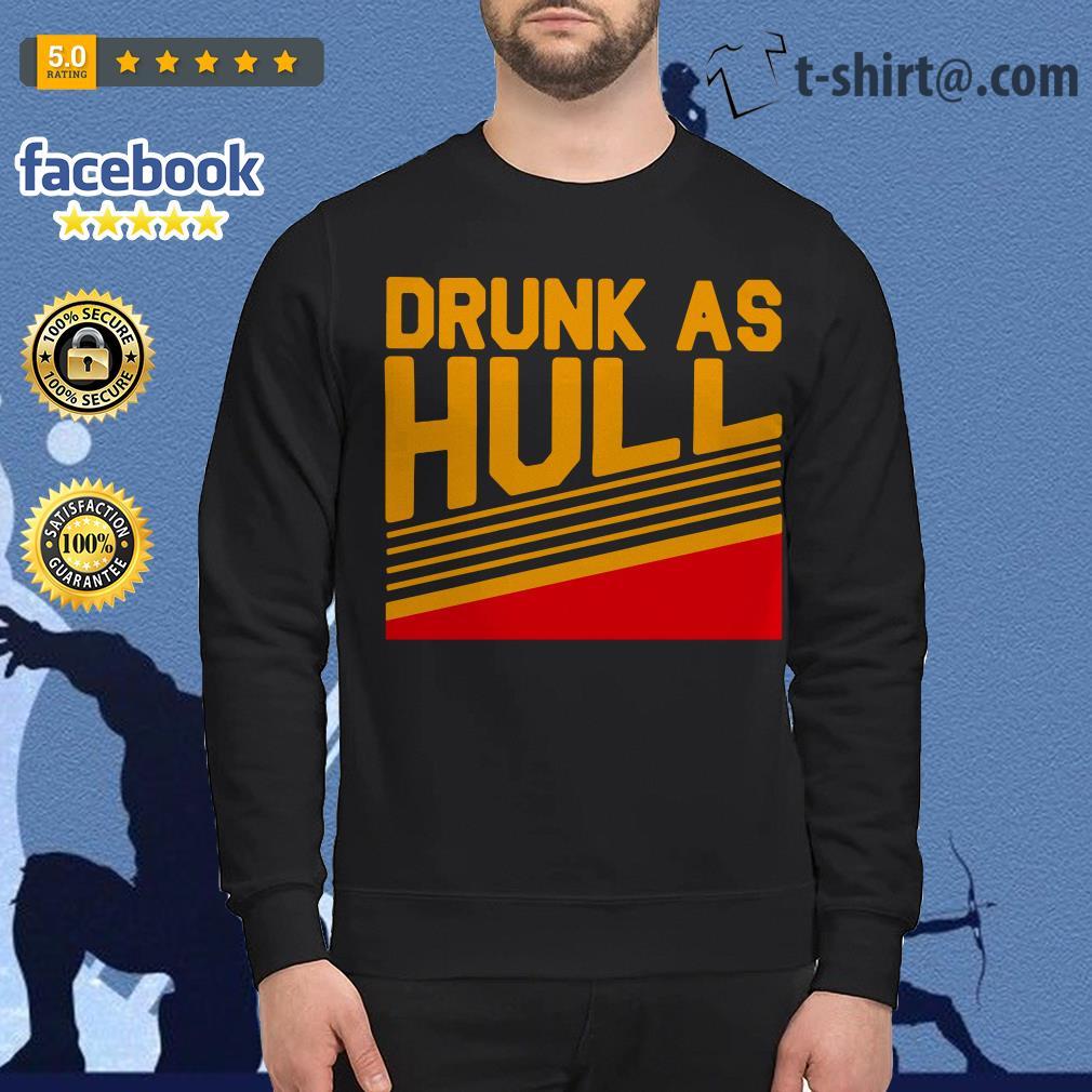 Brett Hull drunk as hull Sweater
