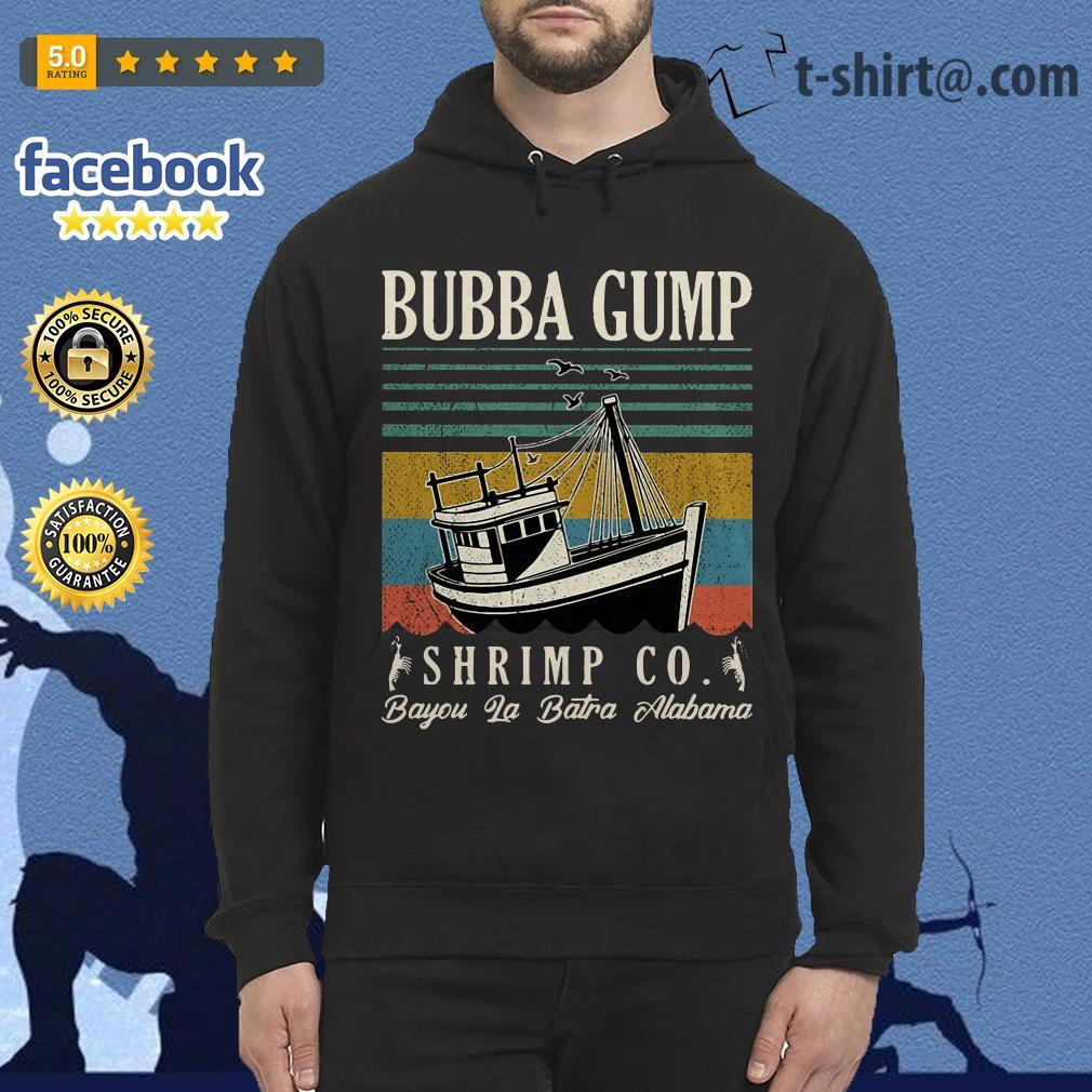 Bubba Gump Shrimp Co. Bayou La Batre Alabama vintage hoodie