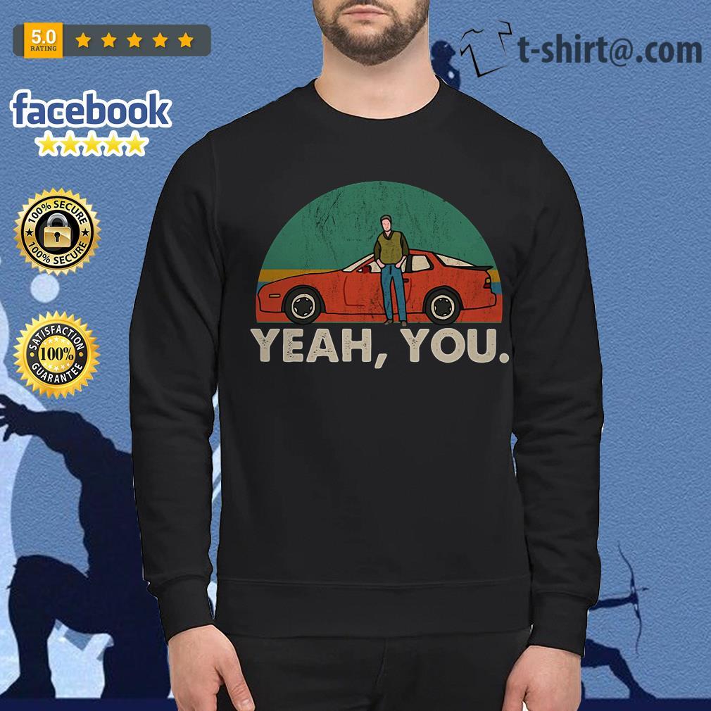 Jake Ryan yeah you vintage Sweater