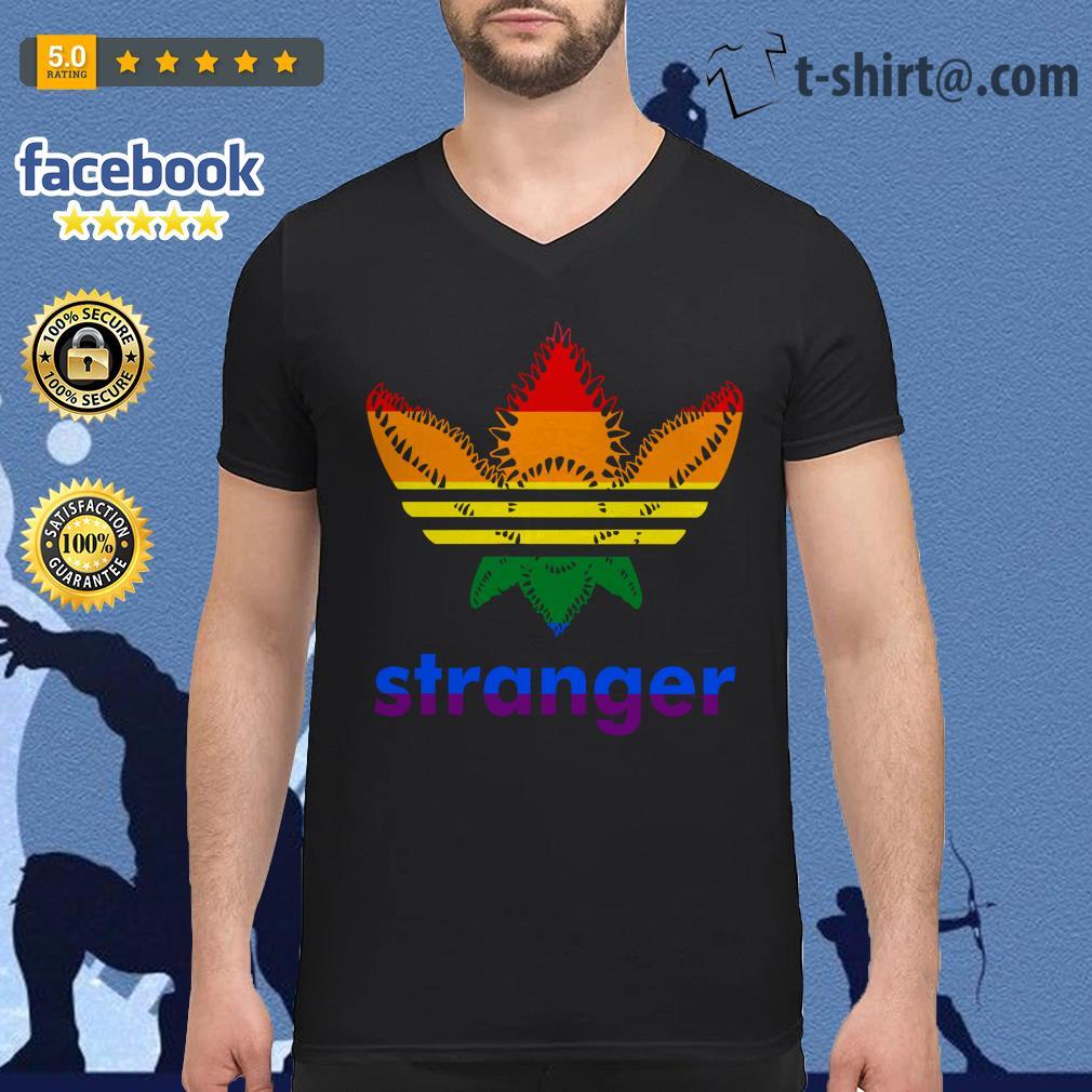 LGBT Stranger Things Adidas Stranger shirt, sweater, hoodie