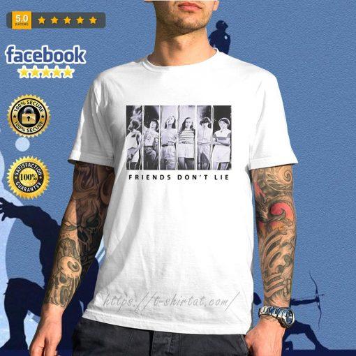 Official Stranger Things c3 zdon't lie shirt