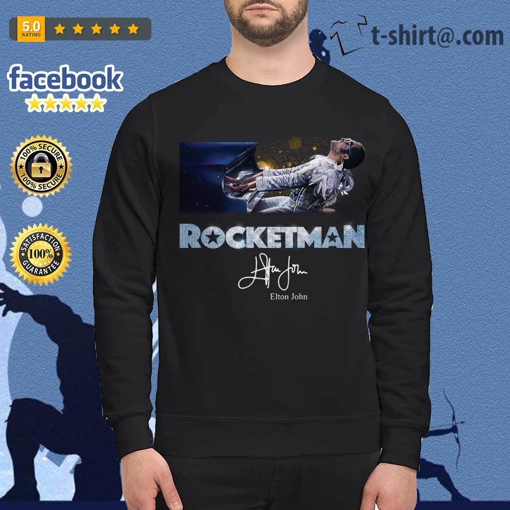 Rocketman Elton John signature Sweater