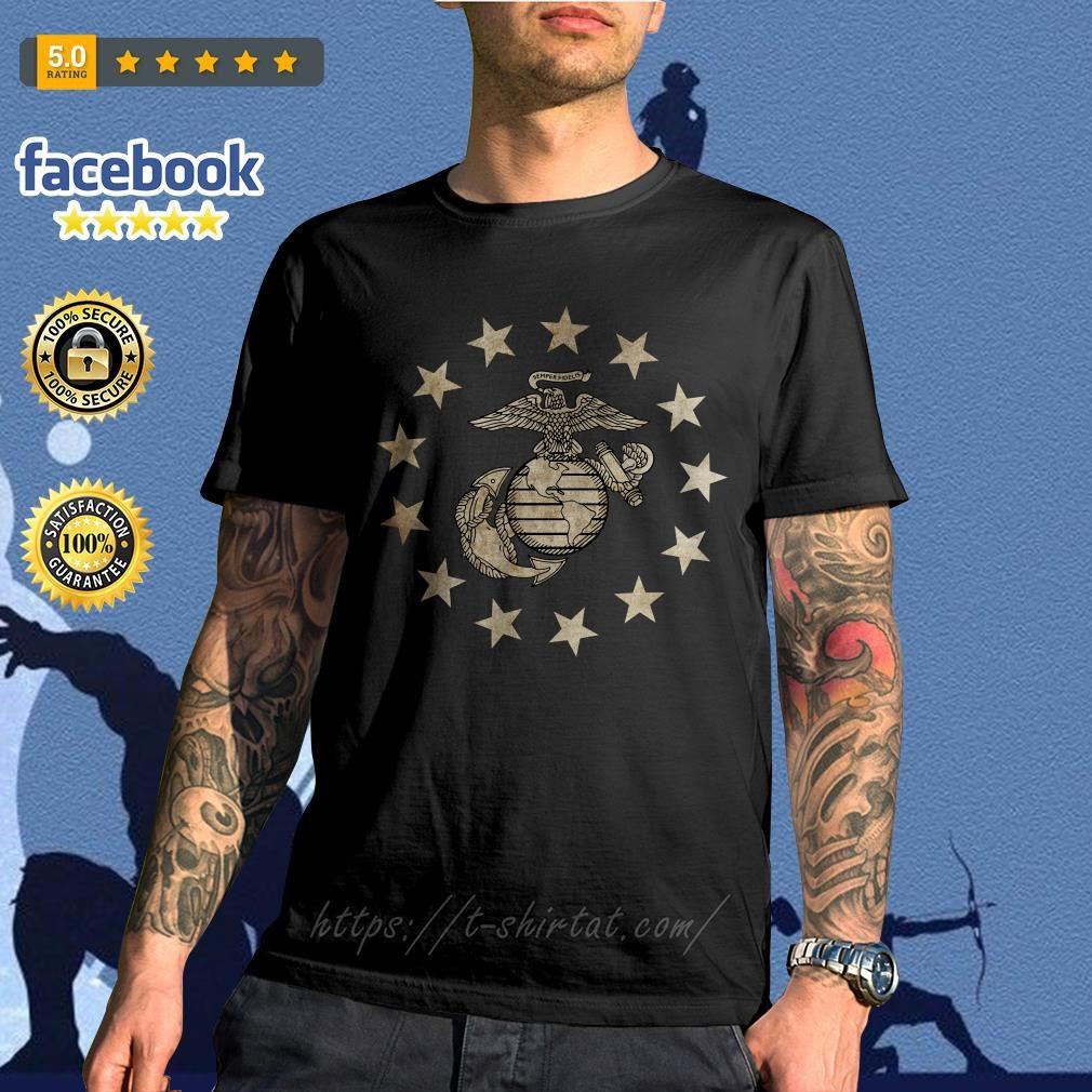 Semper Fidelis U.S. Marine Corps shirt