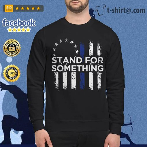Stand for something Veteran Sweater
