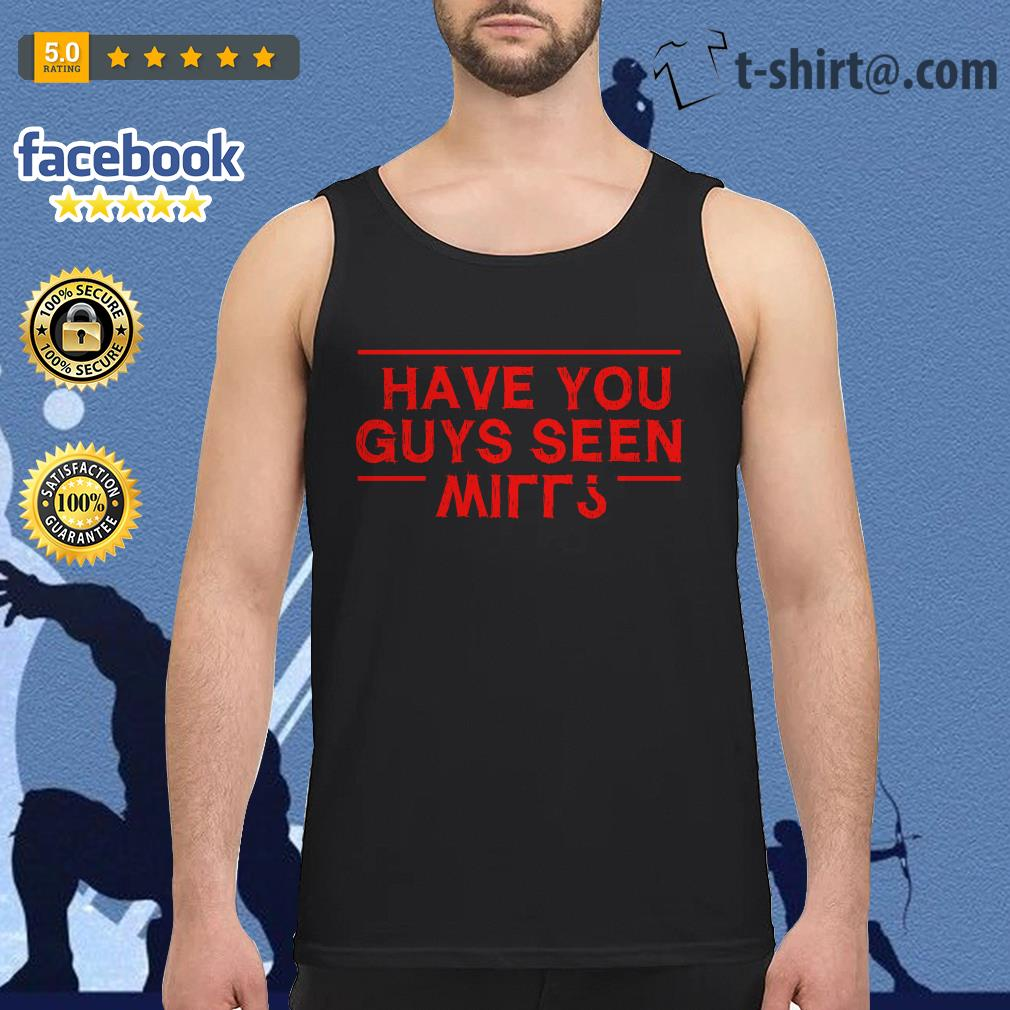 Stranger Things have you guys seen Will Tank top