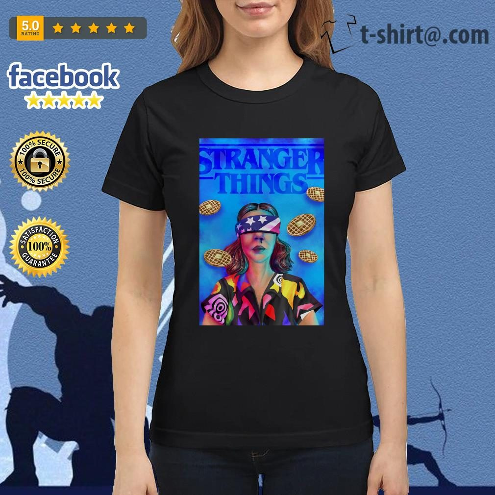 Stranger Things season 3 Eleven Chapter 7 The Bite Ladies Tee
