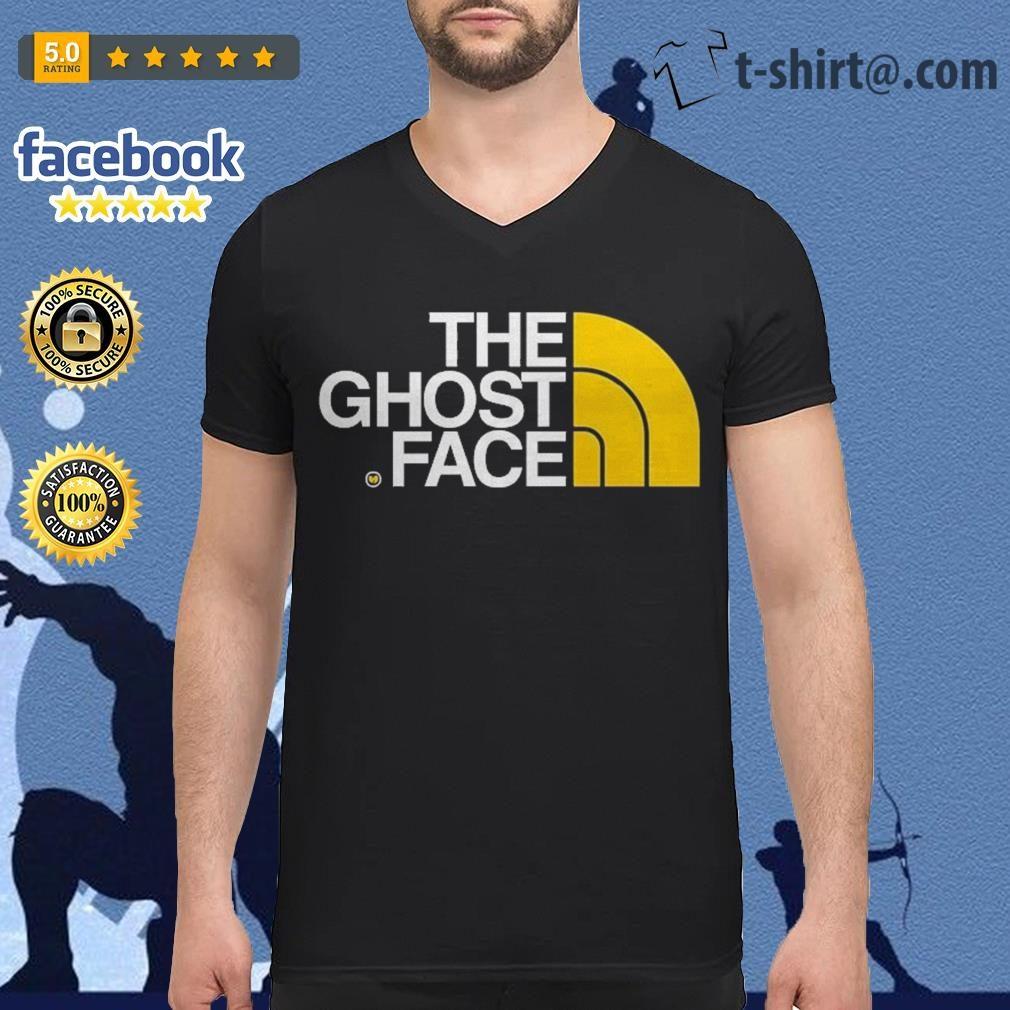 The Ghost Face Killah Wu-Tang Clan V-neck T-shirt