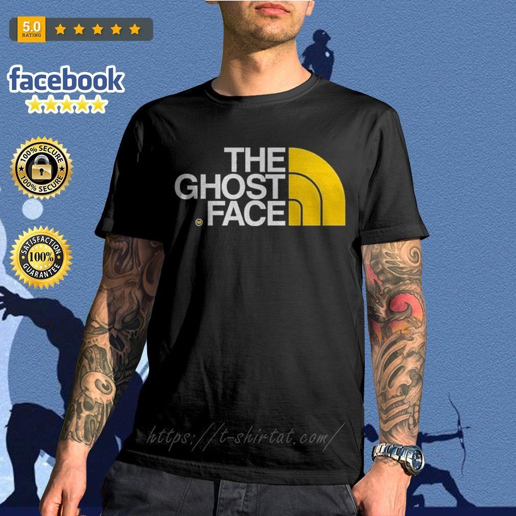 The Ghost Face Killah Wu-Tang Clan shirt