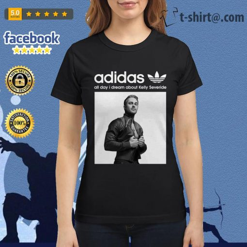Adidas all day I dream about Kelly Severide Ladies Tee