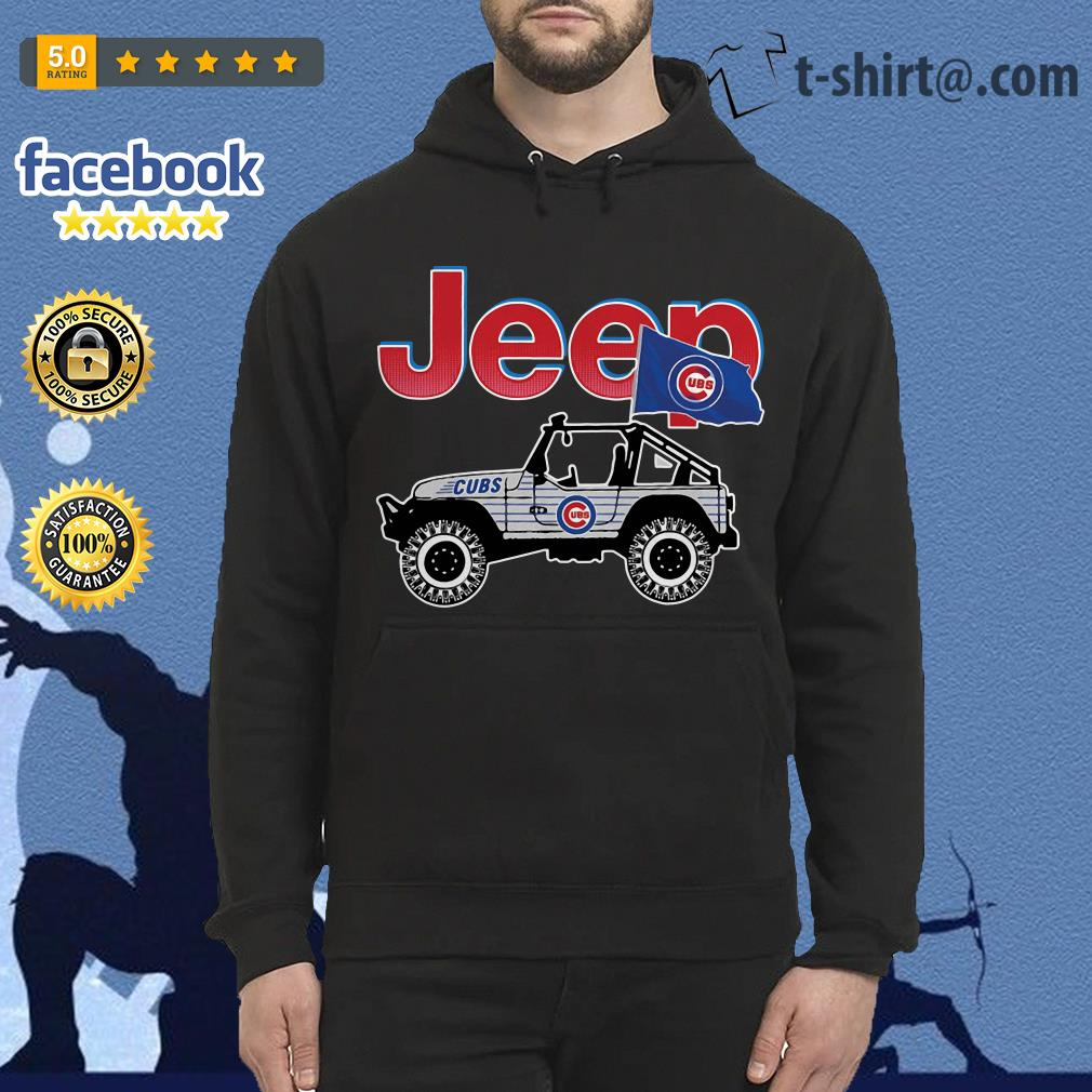 Jeep Chicago Cubs Hoodie