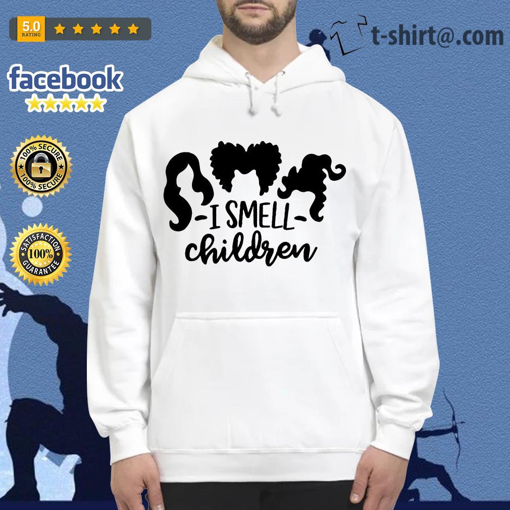 Official Hocus Pocus I smell children Hoodie