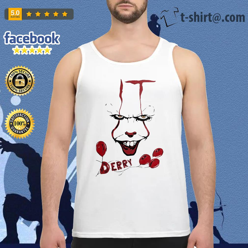IT Pennywise Derry Tank top