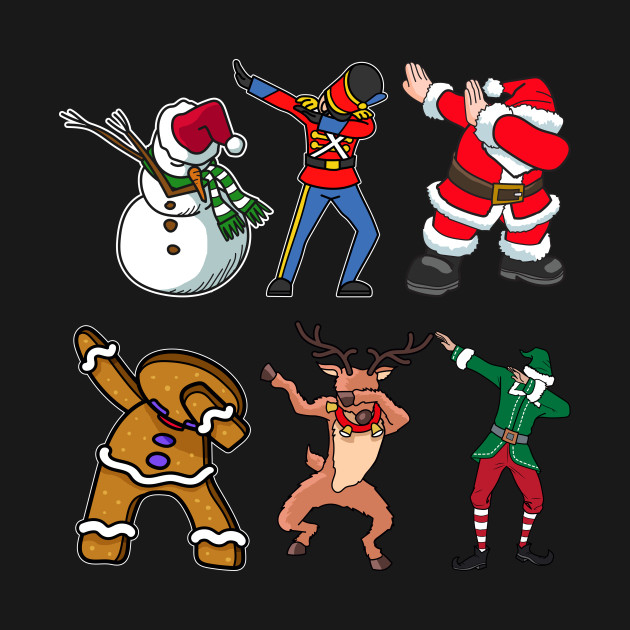 dabbing-trendings-christmas