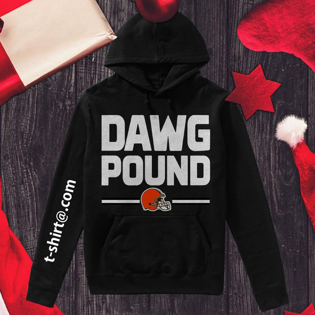 Freddie Kitchens Dawg Pound Hoodie