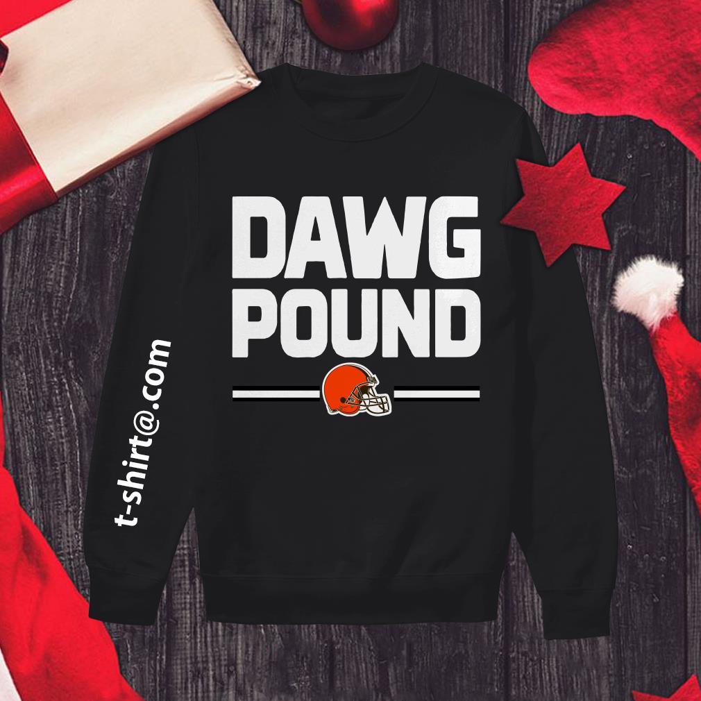 Freddie Kitchens Dawg Pound Sweater