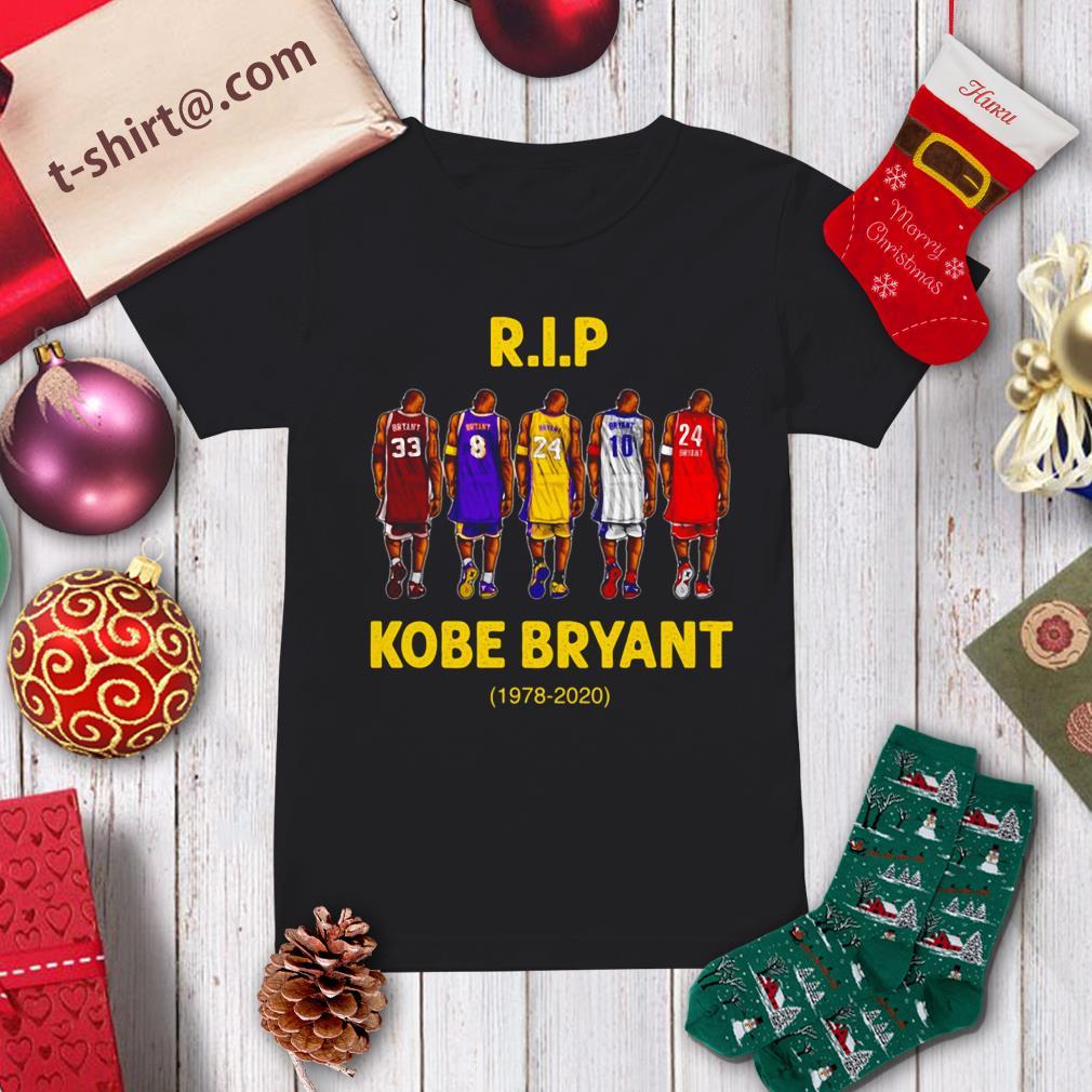 Rip Kobe Bryant 1978-2020 Ladies Tee