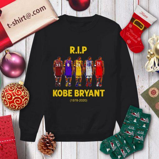 Rip Kobe Bryant 1978-2020 Sweater