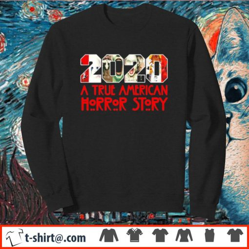 2020 a true American horror story s sweater