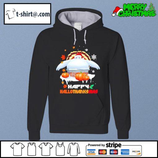 Big Hero 6 Balalala Happy Hallothanksmas s hoodie