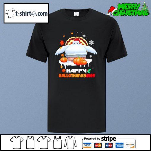 Big Hero 6 Balalala Happy Hallothanksmas shirt