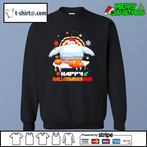 Big Hero 6 Balalala Happy Hallothanksmas s sweater