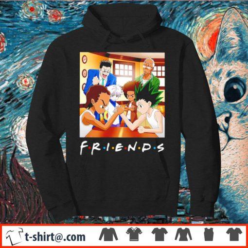 Boondocks Hunter x Hunter Friends s hoodie