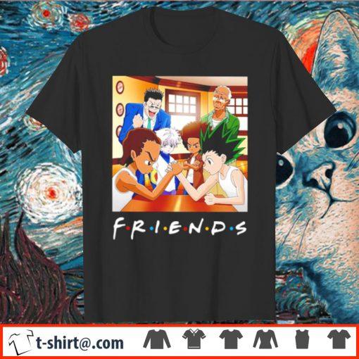 Boondocks Hunter x Hunter Friends shirt