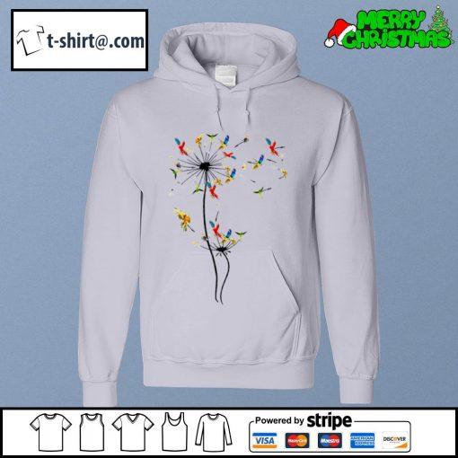 Dandelion Parrots s hoodie