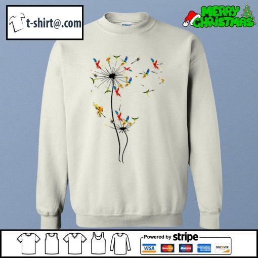 Dandelion Parrots s sweater